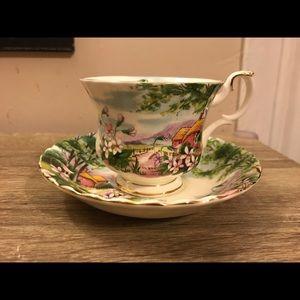 Royal Albert Bone China tea cup